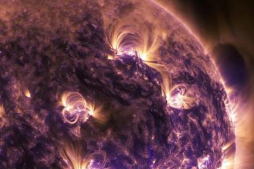 بخش سوم - خورشید