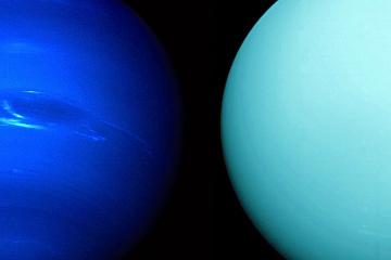 بخش هشتم - اورانوس و نپتون